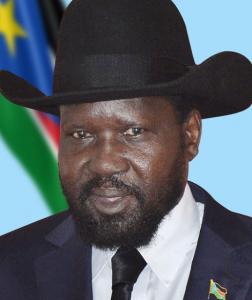South Sudanese President Salva Kiir Mayardit